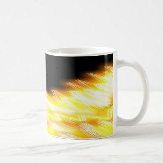 firey blaze mug
