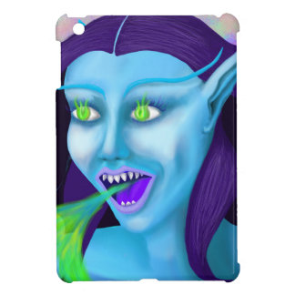 Firey Elf Cover For The iPad Mini