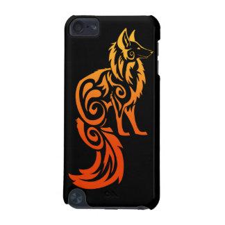 Firey Red Tribal Fox Kitsune iPod Touch 5G Case