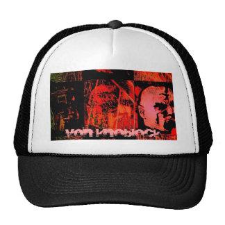 Fireypink by Von Knoblock Trucker Hat