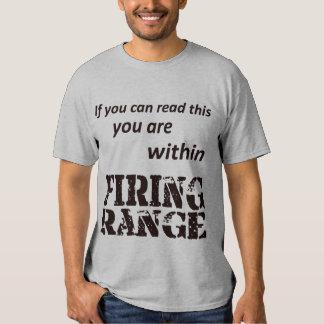 Firing Range Tshirt