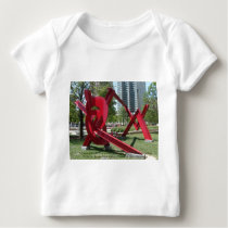 Firm Foundation Baby T-Shirt