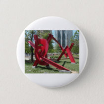 Firm Foundation Pinback Button