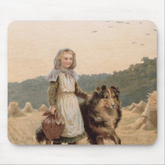 Firm Friends, early 20th century, Mouse Pad