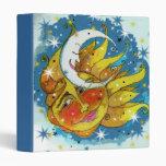 """Firma 1"""" de Avery del anillo carpeta Sun y luna"""