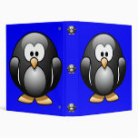 """Firma 2"""" de Avery del pingüino del dibujo animado"""