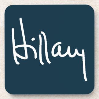 Firma de Hillary Posavaso