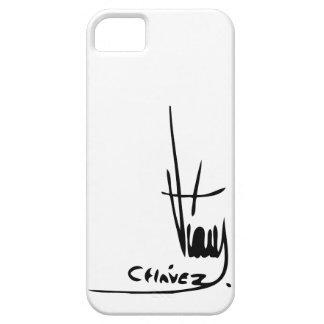 Firma de Hugo Chavez Funda Para iPhone SE/5/5s