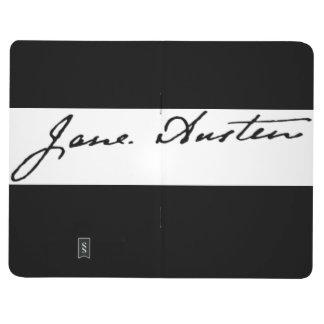 Firma de Jane Austen Cuadernos Grapados