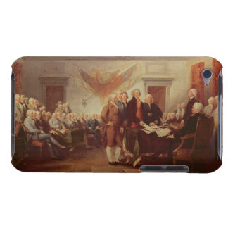 Firma de la Declaración de Independencia, 4to Case-Mate iPod Touch Carcasas