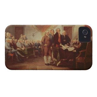 Firma de la Declaración de Independencia, 4to iPhone 4 Fundas