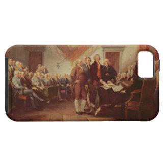 Firma de la Declaración de Independencia, 4to iPhone 5 Case-Mate Carcasas