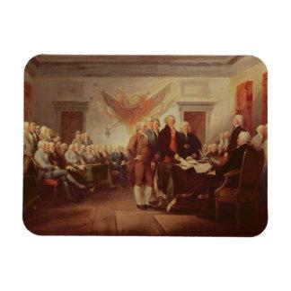 Firma de la Declaración de Independencia, 4to Imanes