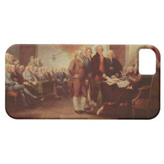 Firma de la Declaración de Independencia, 4to iPhone 5 Fundas