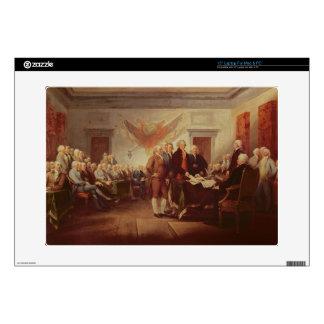Firma de la Declaración de Independencia, 4to Portátil Skins