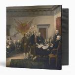 Firma de la Declaración de Independencia, el 4 de