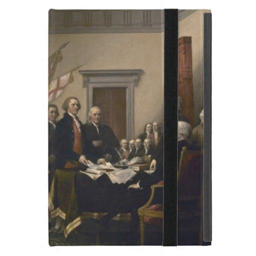 Firma de la Declaración de Independencia, el 4 de  iPad Mini Carcasas