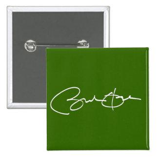 Firma de Obama Pins