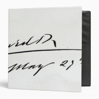 Firma de rey Edward VII, el 29 de mayo de 1906