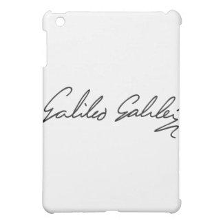 Firma del astrónomo Galileo Galilei