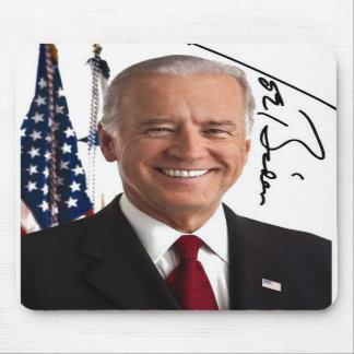 Firma Mousepad de Joe Biden Tapetes De Ratones