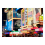 Firme adentro el Times Square Felicitaciones