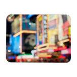 Firme adentro el Times Square Imanes