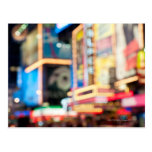 Firme adentro el Times Square Postal