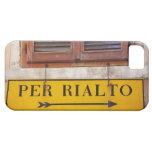 Firme señalar la manera al puente de Rialto, iPhone 5 Protector