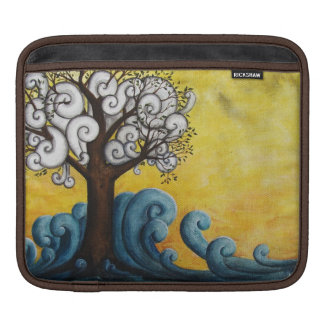 """Firmly Rooted"" iPad Sleeve"