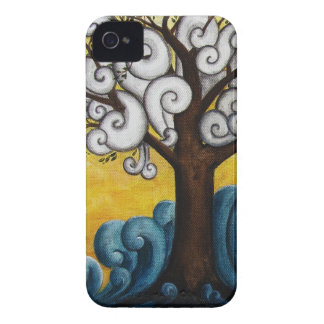 """Firmly Rooted"" iPhone case iPhone 4 Case-Mate Case"