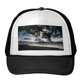 Firs and Lake Trucker Hat