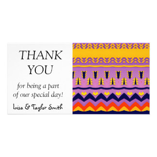 Firs and waves card