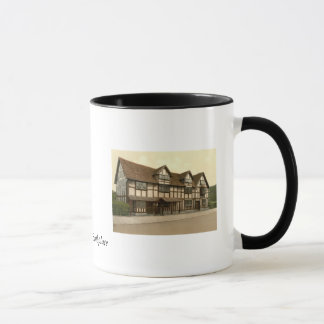 First 4 Lines of Sonnet # 11 by Shakespeare Mug