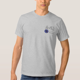 First A-12 Mission T-Shirt