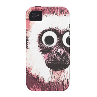 First a little monkey business case for the iPhone 4