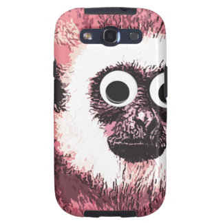 First a little monkey business samsung galaxy SIII cover