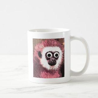 First a little monkey business coffee mug