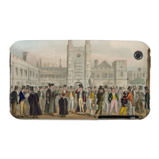 First Absence, or Etonians Answering Morning Maste iPhone 3 Case