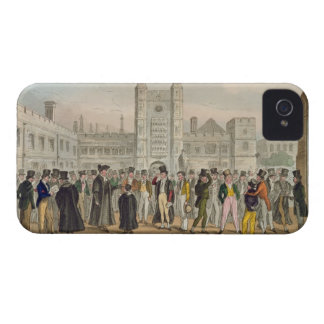First Absence, or Etonians Answering Morning Maste iPhone 4 Case