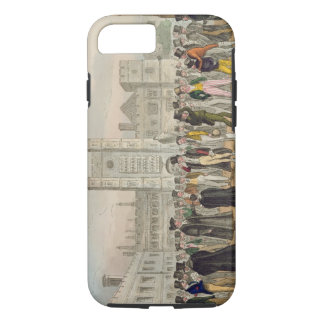 First Absence, or Etonians Answering Morning Maste iPhone 7 Case