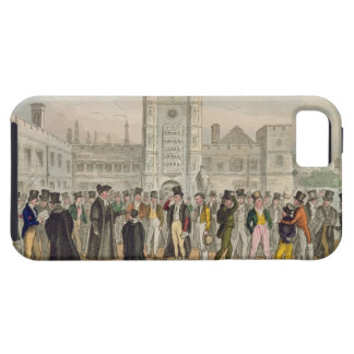 First Absence, or Etonians Answering Morning Maste iPhone SE/5/5s Case