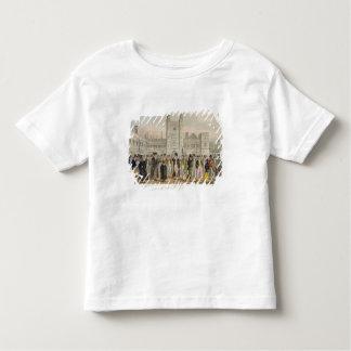 First Absence, or Etonians Answering Morning Maste Tee Shirt