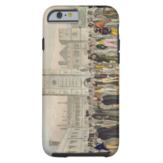 First Absence, or Etonians Answering Morning Maste Tough iPhone 6 Case