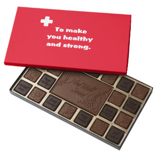 First Aid 45 Piece Box Of Chocolates