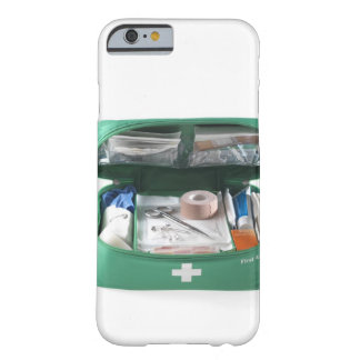 First aid kit. barely there iPhone 6 case