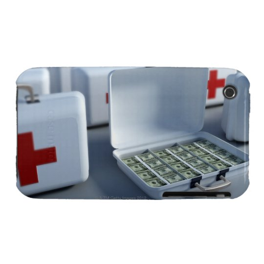 First Aid Kit iPhone 3 Case-Mate Case