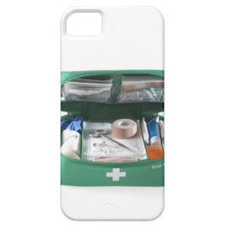 First aid kit. iPhone SE/5/5s case