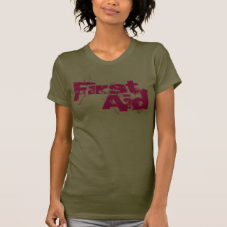 First Aid, Painter Girl Tees