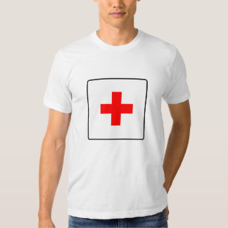 First Aid Tee Shirt